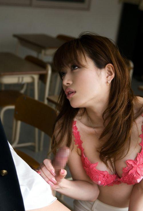 エッチな授業で成績を良くしちゃうセクシー女教師のエロ画像 34枚 No.30