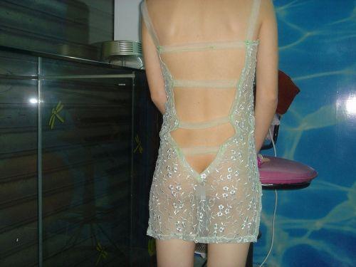 【台湾】エロい衣装を着たビンロウ売り少女のお尻を盗撮したエロ画像 44枚 No.5