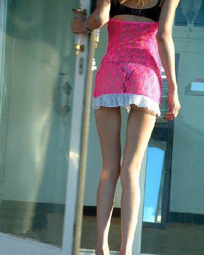 【台湾】エロい衣装を着たビンロウ売り少女のお尻を盗撮したエロ画像 44枚 No.35