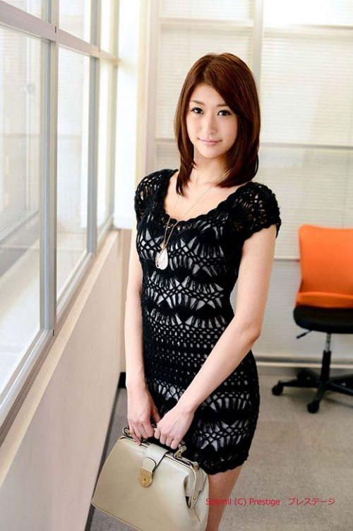 神波多一花(かみはたいちか)美人OLでスレンダーバディなAV女優エロ画像 187枚 No.12