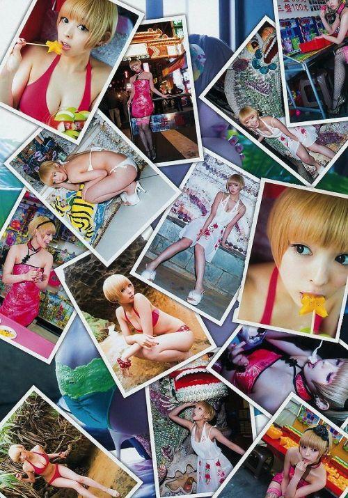 最上もが でんぱ組.incのお色気担当!巨乳エロアイドルのエロ画像 157枚 No.93