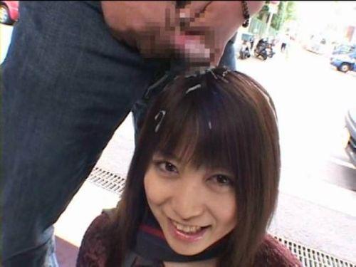 髪は女の命!綺麗なお姉さんの髪にぶっかけザーメンなエロ画像 32枚 No.1