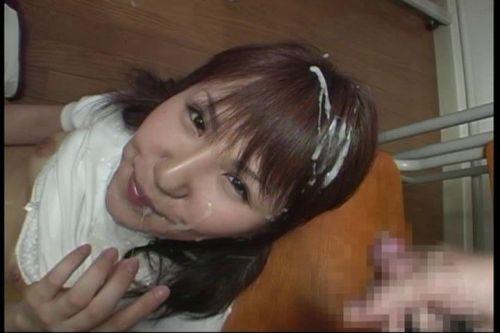 髪は女の命!綺麗なお姉さんの髪にぶっかけザーメンなエロ画像 32枚 No.9