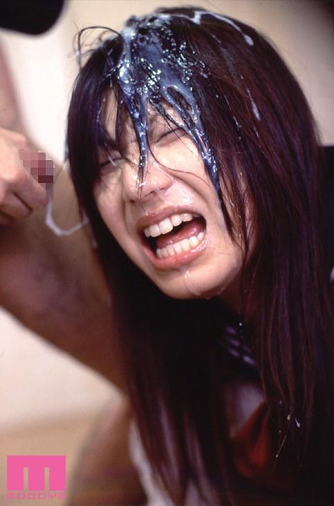 髪は女の命!綺麗なお姉さんの髪にぶっかけザーメンなエロ画像 32枚 No.17