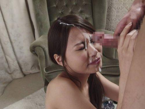 髪は女の命!綺麗なお姉さんの髪にぶっかけザーメンなエロ画像 32枚 No.32