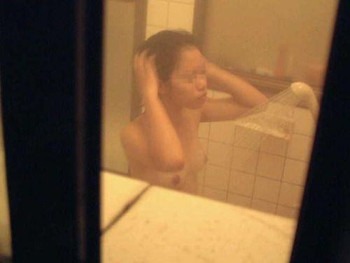 お風呂で髪の毛を洗う女の子を盗撮した洗髪エロ画像 43枚 No.32