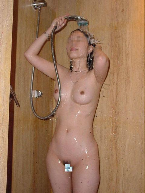 お風呂で髪の毛を洗う女の子を盗撮した洗髪エロ画像 43枚 No.37