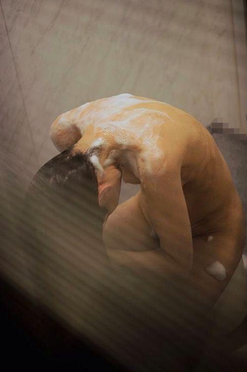 お風呂で髪の毛を洗う女の子を盗撮した洗髪エロ画像 43枚 No.38
