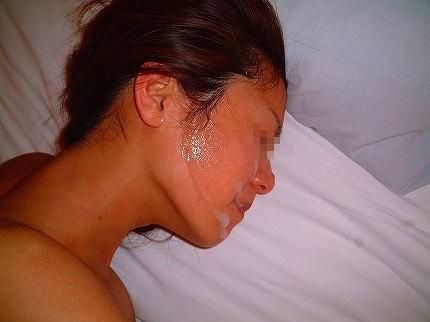童顔で可愛い女の子の顔を精液ぶっかけて汚しちゃうエロ画像 36枚 No.10