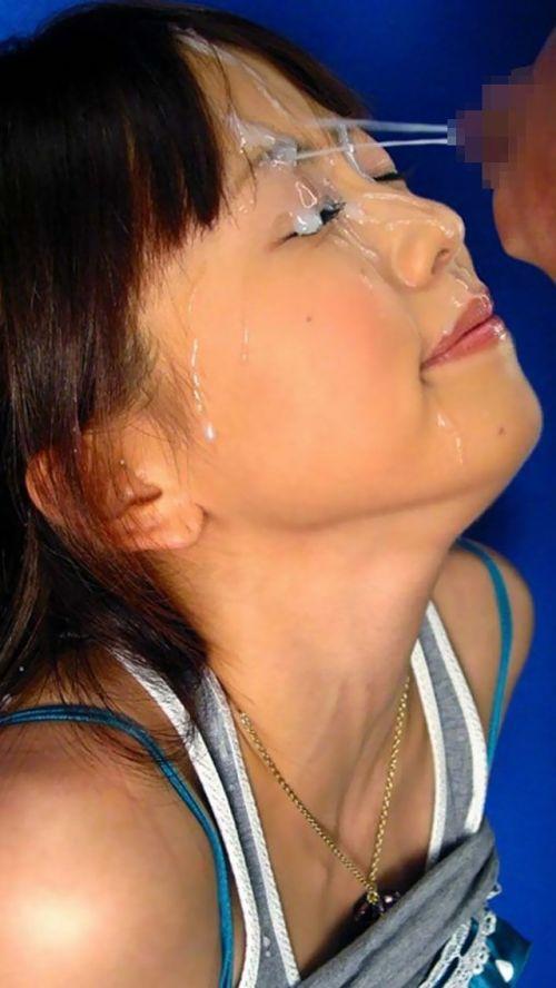 童顔で可愛い女の子の顔を精液ぶっかけて汚しちゃうエロ画像 36枚 No.18