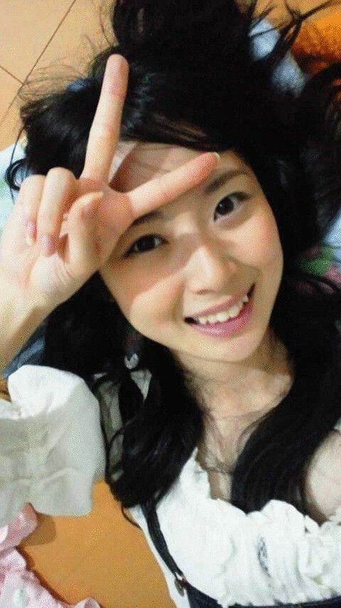 【画像】AKB48メンバーのお宝ハプニング胸チラ全力で集めたったwww 37枚 No.3