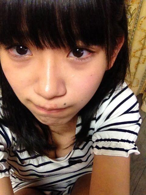 【画像】AKB48メンバーのお宝ハプニング胸チラ全力で集めたったwww 37枚 No.7