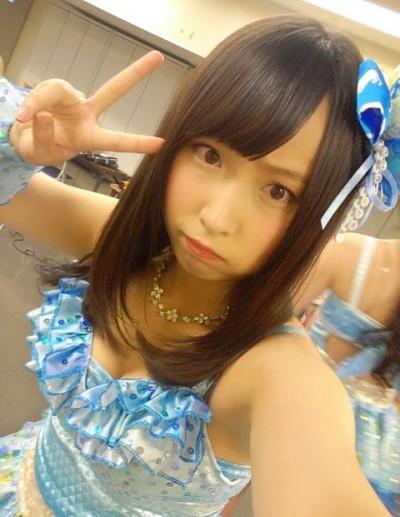 【画像】AKB48メンバーのお宝ハプニング胸チラ全力で集めたったwww 37枚 No.9