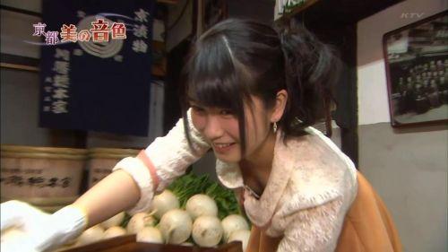 【画像】AKB48メンバーのお宝ハプニング胸チラ全力で集めたったwww 37枚 No.21