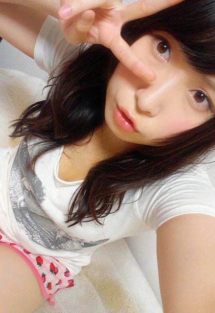 【画像】AKB48メンバーのお宝ハプニング胸チラ全力で集めたったwww 37枚 No.29