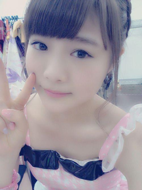 【画像】AKB48メンバーのお宝ハプニング胸チラ全力で集めたったwww 37枚 No.32