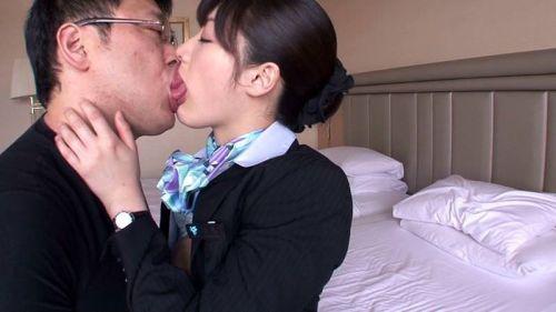 【画像】飛行機内でナンパしたCAとホテルで待ち合わせてセックスしちゃった! 42枚 No.35