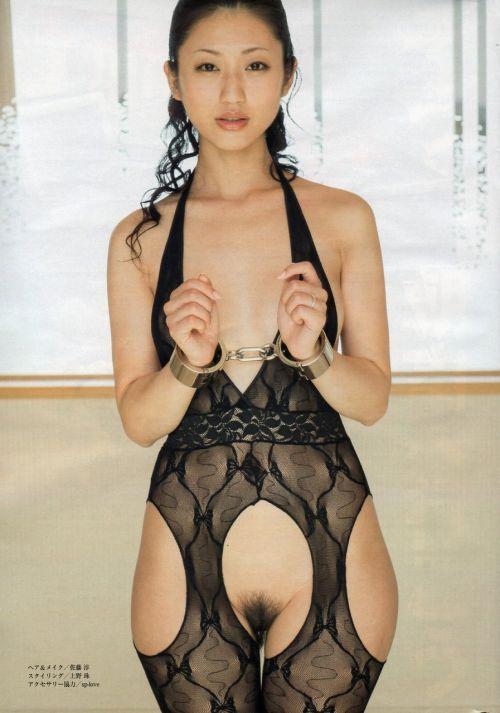 壇蜜がヘアヌードや緊縛コスプレで勃起確定なアヘ顔エロ画像 103枚 No.51