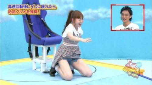 AKB48グループメンバーのTVパンチラ総選挙!お宝ハプニングエロ画像 41枚 No.14