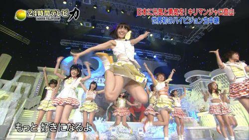 AKB48グループメンバーのTVパンチラ総選挙!お宝ハプニングエロ画像 41枚 No.20