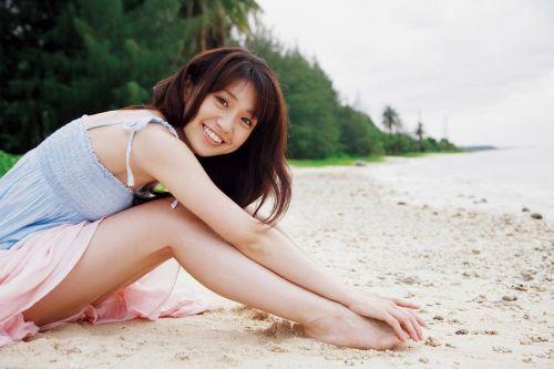 大島優子のおひさまのような笑顔と胸チラと太もものエロ画像 177枚 No.9