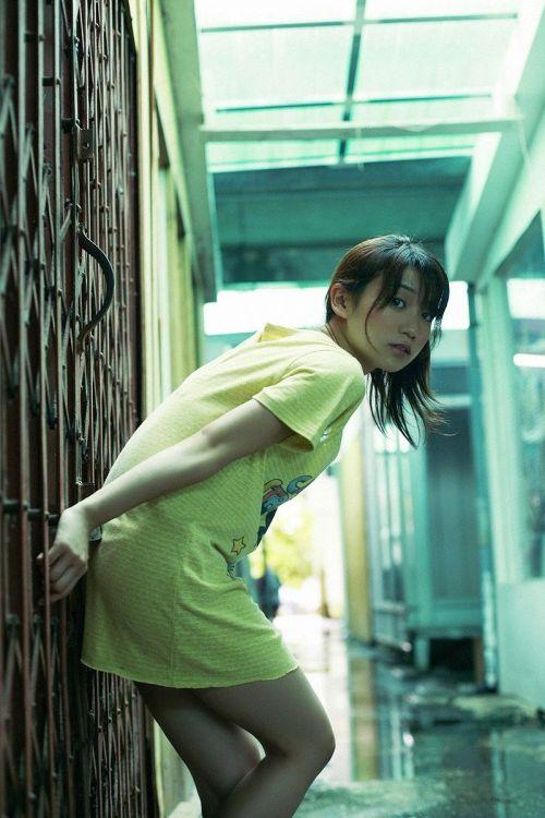 大島優子のおひさまのような笑顔と胸チラと太もものエロ画像 177枚 No.34