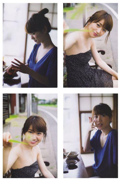 大島優子のおひさまのような笑顔と胸チラと太もものエロ画像 177枚 No.39