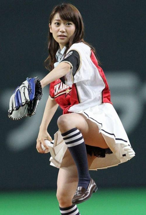 大島優子のおひさまのような笑顔と胸チラと太もものエロ画像 177枚 No.44