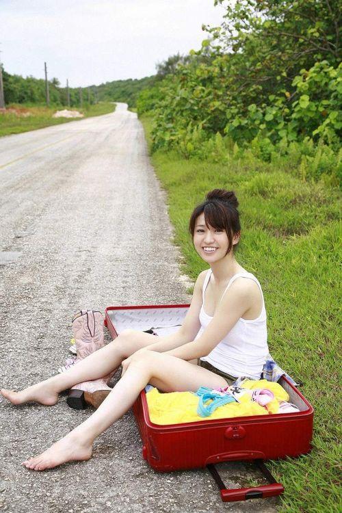 大島優子のおひさまのような笑顔と胸チラと太もものエロ画像 177枚 No.64