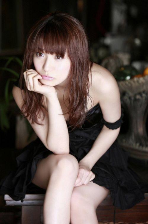 大島優子のおひさまのような笑顔と胸チラと太もものエロ画像 177枚 No.71