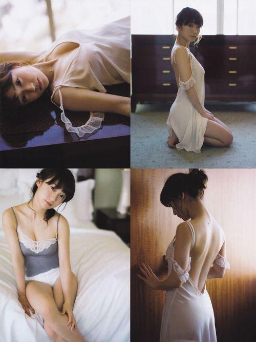 大島優子のおひさまのような笑顔と胸チラと太もものエロ画像 177枚 No.84