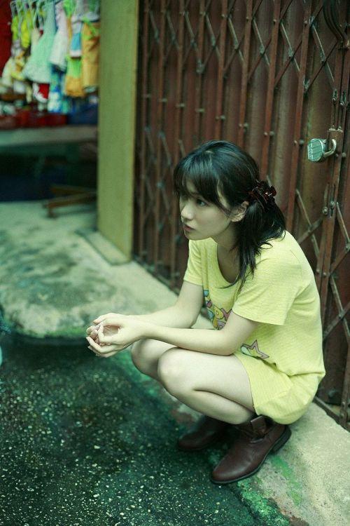大島優子のおひさまのような笑顔と胸チラと太もものエロ画像 177枚 No.102