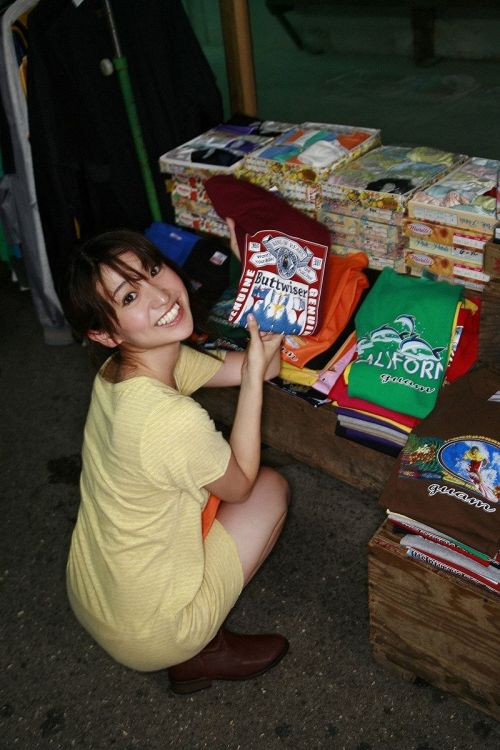 大島優子のおひさまのような笑顔と胸チラと太もものエロ画像 177枚 No.128