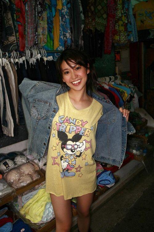 大島優子のおひさまのような笑顔と胸チラと太もものエロ画像 177枚 No.129