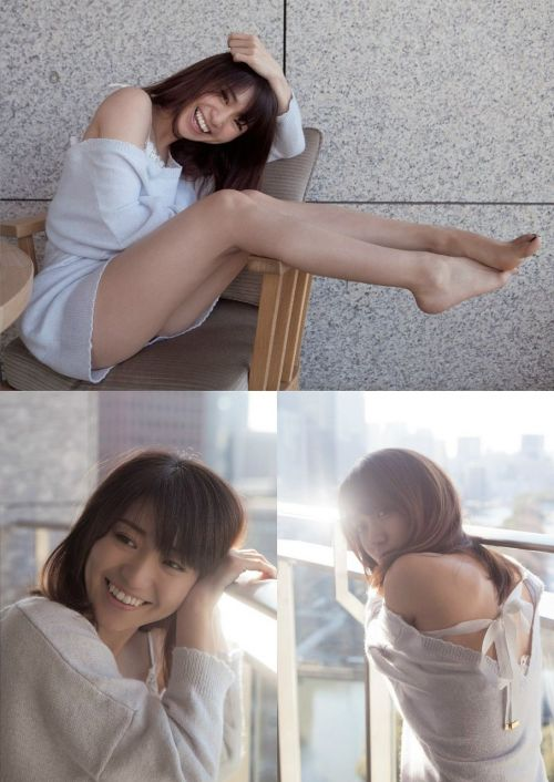 大島優子のおひさまのような笑顔と胸チラと太もものエロ画像 177枚 No.144