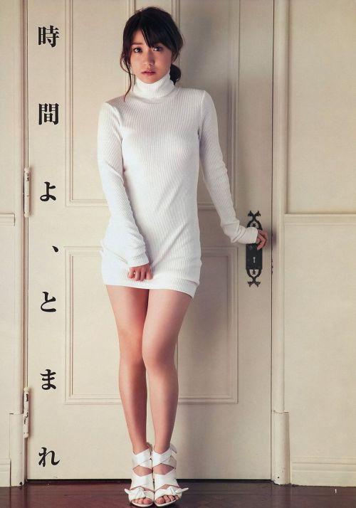 大島優子のおひさまのような笑顔と胸チラと太もものエロ画像 177枚 No.156