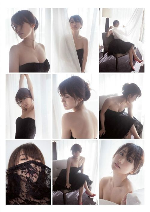 大島優子のおひさまのような笑顔と胸チラと太もものエロ画像 177枚 No.174
