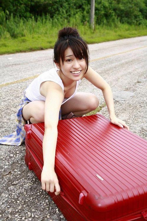 大島優子のおひさまのような笑顔と胸チラと太もものエロ画像 177枚 No.176