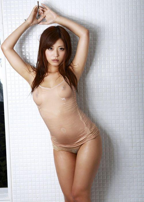 可愛い女の子がノーブラで乳首ポッチで透け透けなエロ画像 34枚 No.31