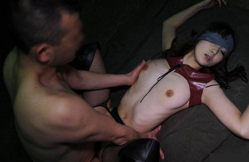 エロい黒ストッキングの美女が正常位セックスでイっちゃうエロ画像 31枚 No.16