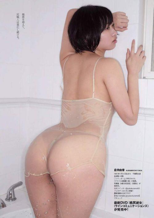 【エロ画像】ケツデカアイドル倉持由香の腰回りの食い込みがけしからんwww 113枚 No.112