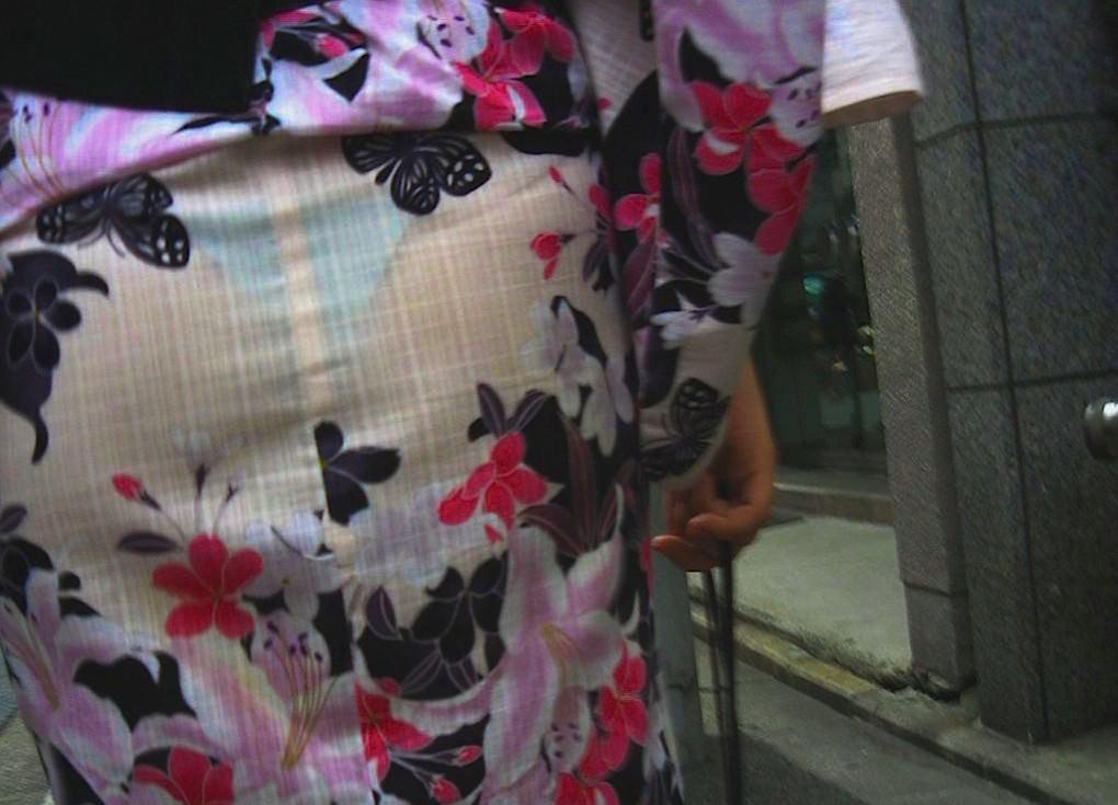 パンツ大漁☆浴衣から透けちゃうパンツ丸見え秘密撮影えろ写真 42枚