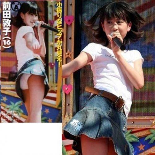 AKB48メンバーがコンサートや劇場でパンチラしちゃうお宝エロ画像 51枚 No.14