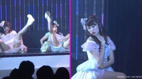 AKB48メンバーがコンサートや劇場でパンチラしちゃうお宝エロ画像 51枚 No.21