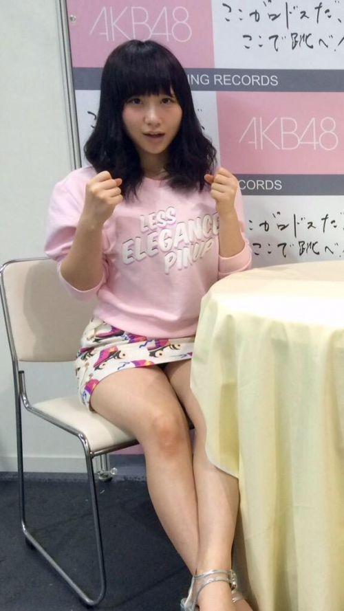 AKB48メンバーがコンサートや劇場でパンチラしちゃうお宝エロ画像 51枚 No.41