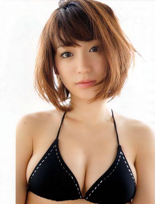 【画像】大島優子の出し惜しみが全くない手ブラやビキニがクッソ抜けるwww 112枚 No.69