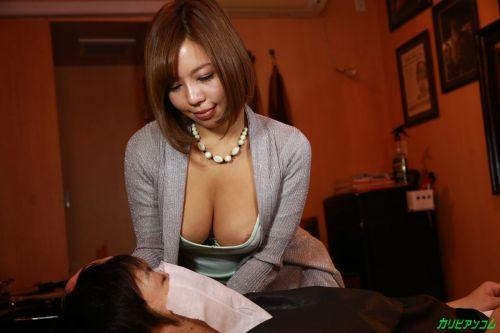 【画像】美容院の中で全裸セックスやエッチなサービスをする美容師www 33枚 No.7