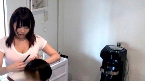 【画像】美容院の中で全裸セックスやエッチなサービスをする美容師www 33枚 No.33