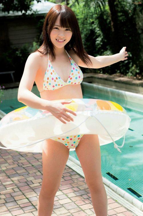 【元AKB48】川栄李奈 女優として活躍中のおっぱい水着なエロ画像 95枚 No.4