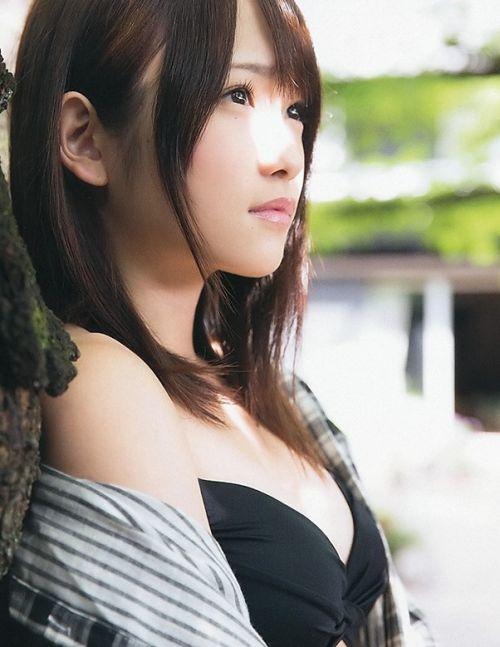 【元AKB48】川栄李奈 女優として活躍中のおっぱい水着なエロ画像 95枚 No.8